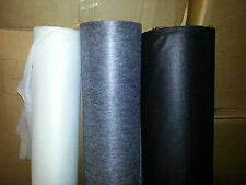 10M SOFT LIGHT WEIGHT NON-WOVEN FUSIBLE INTERFACING / INTERLINING (BUKRAM) BD611