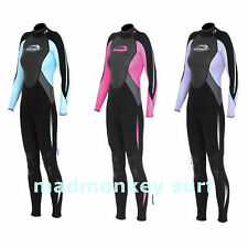 OSPREY SPREY LADIES WOMENS FULL LENGTH WETSUIT bodyboard kayak diving jetski