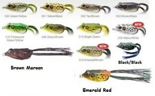 Koppers 55 Hollow Body Live Target Frog - Assorted Colors