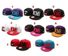 New Youth Adult Hot YMCMB Snapback Hats Cap Adjustable Baseball Hip-Hop B-Boy