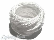 3mm High Quality Silica Rope Wick. Temp Res    1200°C  Perfect for Atty's