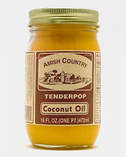 FRESH Amish Country Popcorn Popping Oil - 16 ounce - Choose Your Flavor