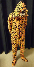 Boys Onesie Tiger Tigger Zip Costume Kids Pyjamas All In One Age 3 to 4 Year New