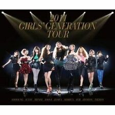 GIRLS' GENERATION - 2011 SNSD Tour [2 CD + 60p Photobook + Poster + Gift]
