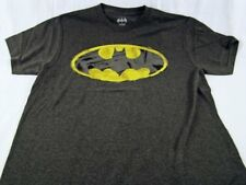 Mens NWT DC Comics Originals Super Hero Batman Logo Distressed T Shirt Sz M L XL