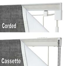 ROMAN BLIND KIT ~ Cord Lock Cord Operated ~ Complete Kit ~ Many Sizes