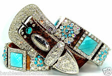 AtLaS CoWgiRl WeStErN BrOwN BriNdLe TuRqUoiSe PriSm BeRrY CoNcHo BeLt