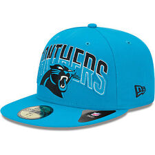 Carolina Panthers 2013 DRAFT FITTED 59Fifty New Era Authentic NFL Hat