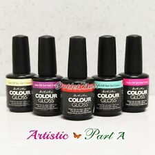 Artistic Nail Design >> PART A Colour Gloss Soak Off Gel Colour - SHIP IN 24H