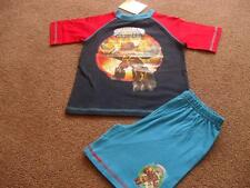 BNWT Skylanders Giants boys short summer pyjamas
