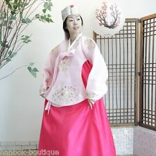 ★HANBOK-BOUTIQUE/SW-018/NEW/WOMAN/KOREAN FAN DANCE/Korean Traditional Clothing