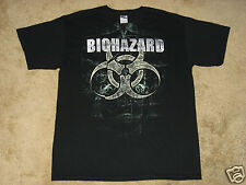Biohazard Share the Knife S, M, L, XL Black T-Shirt
