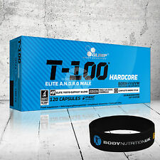 Olimp T 100 Hardcore Testo Booster Testosterone for muscle growth