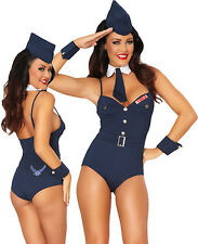 3WISHES 'Aim High Costume' Sexy Air Force Costumes for Women