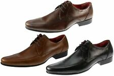 Red Tape Real Leather Lace Up Pointed toe formal casual mens shoes