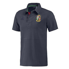 ADIDAS British and Irish Lions PC Rugby Polo Shirt 2013 [navy]