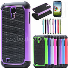 Mobile Case Cover Fits For SAMSUNG i9500 Galaxy S4 PC TPU Bright Football Grain