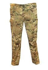 MTP CAMOUFLAGE COMBAT WARM WEATHER TROUSERS - NEW ARMY ISSUE MULTICAM TROUSERS