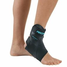 AIRCAST AIRLIFT PTTD ANKLE BRACE ALL SIZES! ADJUSTABLE ARCH AIRCELL FOR SUPPORT