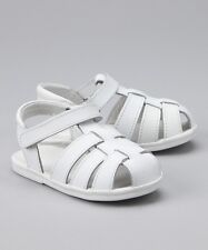 New Angel H170 Boys Leather Caged Fisherman Sandals