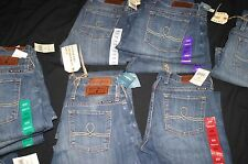 Lucky Brand Jeans SOFIA BOOT cut Blue Denim Cotton Blend Stretch Jeans Pick size