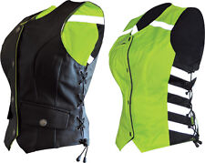 *Ships Same Day*  MISSING LINK G2 D.O.C. LADIES Rev. Safety Vest (Hi-Viz) Motor