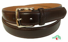 BIG MEN CASUAL /DRESS LEATHER BELT Brown Sizes 48/ 52/ 56 $6.95 Free Shipping