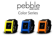 Pebble Watch Color Wraps/Skins/Decal