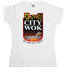 New Womens T Shirt -  Inspired by South Park T Shirt - City Wok Ladies
