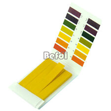 New Hotsales Good Full Range pH 1-14 Test Paper Litmus Strips Kit Testing BF00