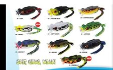 River2Sea Spittin' Wa 55 Topwater Frog - Assorted Colors