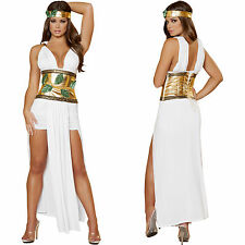 Genuine Roma Product Sexy Deluxe Greek Divine Goddess Women Halloween Costume