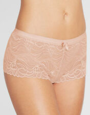 Lepel Iris Shorts ~ Nude ~ Sizes ~ 8 ~ 10 ~ 12 ~ 14 ~ 16 ~ 18 ~ BNWT