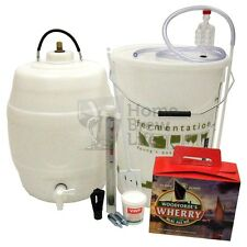 Woodfordes MICRO BIRRERIA HOME Brew REAL ALE BIRRA KIT-FULL RANGE