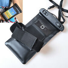 Waterproof & Armband Dry Bag Skin Case Cover for HTC Mobile Cell Phones 2013 new