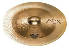 "Chinese Sabian serie APX 18"" Cymbale Chinoise"