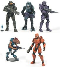Halo 4 Series 2 Action Figures McFarlane Toys Master Chief Jackal Spartan CIO