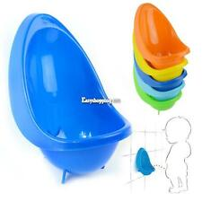 Children Potty Urinal Pee Toilet Trainer for Boy 5 Colors Design 800ML New ES9P
