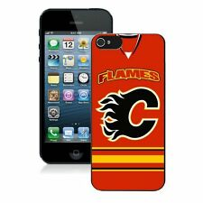Calgary Flames Iphone 5 Cases (2 Variations)