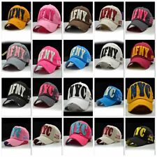 New NYC AFNY Letters Lover Baseball Peaked Cap Hat Sunbonnet Casquette Unisex