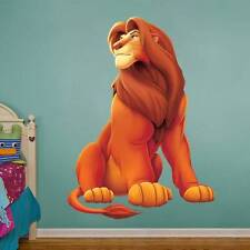 LION KING SIMBA Decal Decor WALL STICKER Art Disney Removable Vinyl Home Movie