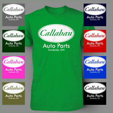 Callahan Auto Parts Tommy Boy tee Funny Mens T-Shirt