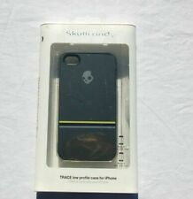 2014 NIB SKULLCANDY TRACE LOW PROFILE CLIP ON CASE FOR IPHONE 4/4S $20 NEW