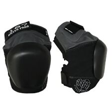 187 Killer Pads - Pro Derby Knee Pads - Grey / Black Roller derby -FAST SHIPPING