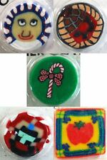 Make Your Own Polymer Clay Beads - 5 Designs to Choose From - Great Fun for Kids