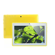"Q88 7"" Android 4.1 4GB 1.2GHz Capacitive Screen Wifi 3G Dual Camera Tablet PC"