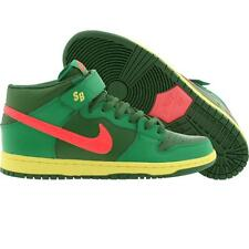 Nike Men Dunk Mid Pro SB - Watermelon (lucky green / atomic red / fortress green