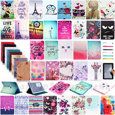 Popular PU Leather Stand Case Cover For Samsung Galaxy Tab 4 10.1 T530 T531 T535