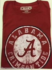 Alabama Crimson Tide T Shirt.  Assorted colors/styles.  NEW WITH TAGS!!