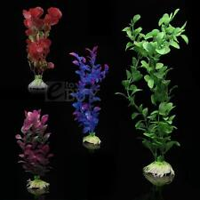 Artificial Plastic Water Plant for Fish Tank Aquarium Decoration lot sale